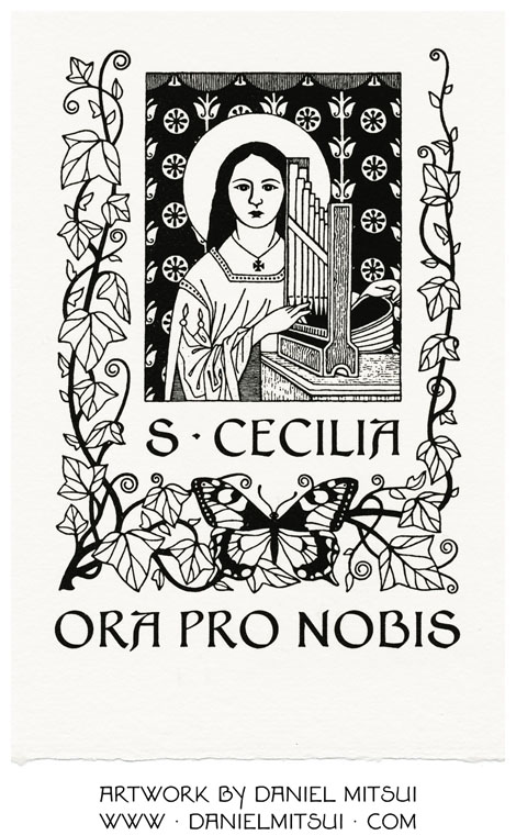 essay on saint cecilia