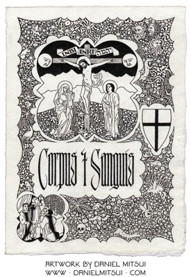 CORPUS et SANGUIS