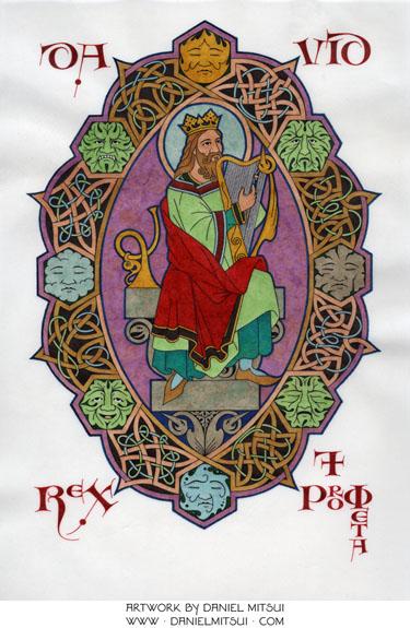 DAVID, KING and PROPHET