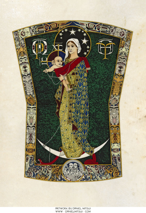 OUR LADY of SEATTLE