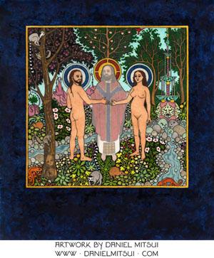 SUMMULA PICTORIA #67: MARRIAGE of ADAM and EVE