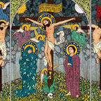CRUCIFIXION, JESUS CHRIST the HIGH PRIEST, LAST SUPPER, PENTECOST & PRESENTATION