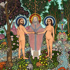 MARRIAGE OF ADAM & EVE